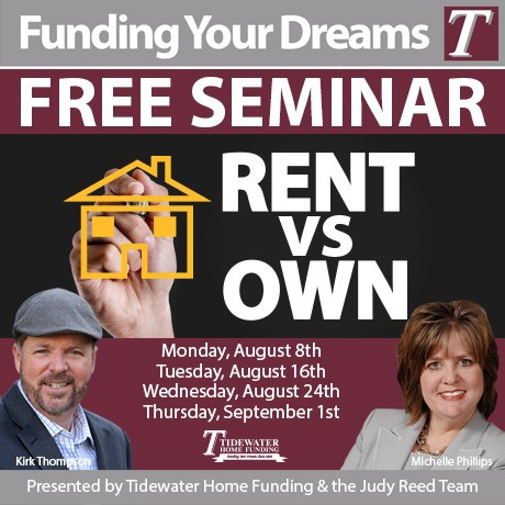 FREE Rent vs Own Seminars