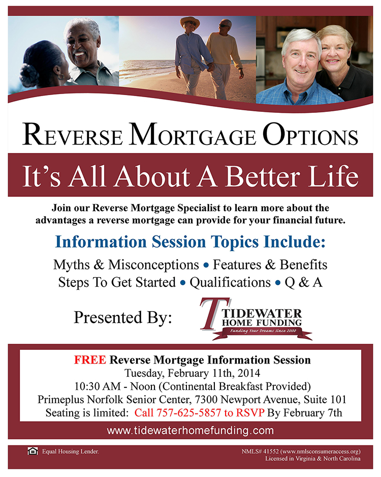 Reverse Mortgage Session Feb 11