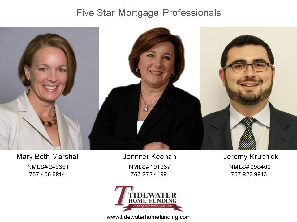 2014 Five Star Mortgage Professionals