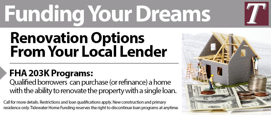 Home Renovation Programs renovation loan programs